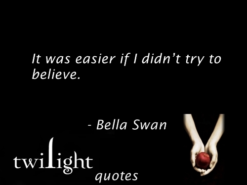 Twilight quotes 1